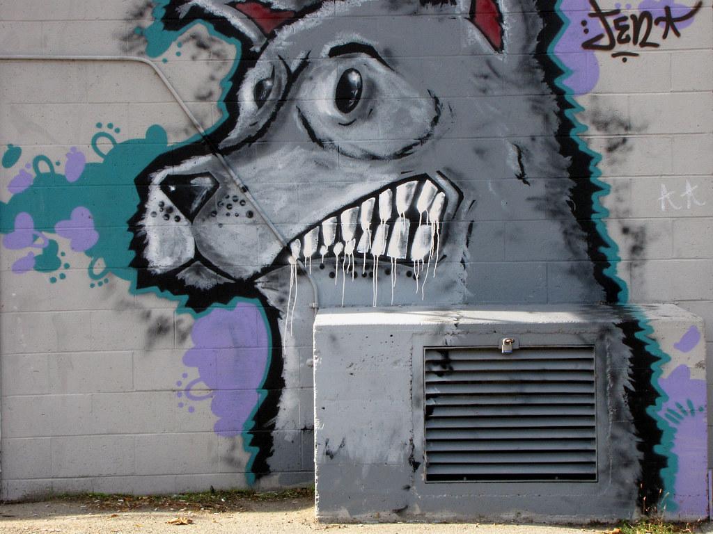Vent & Mural