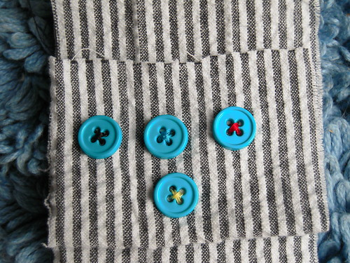 Button Thread Choices