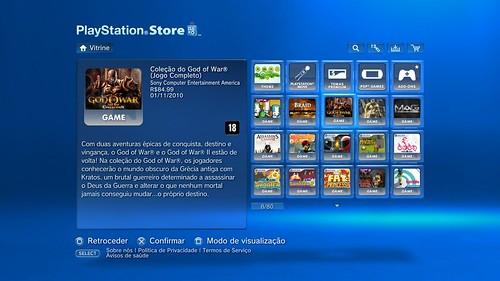PlayStation Store Brasil