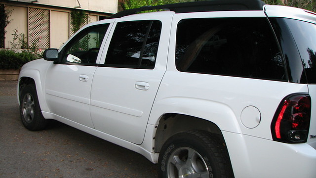 4x4 4wd 2006 chevy trailblazer lt ext
