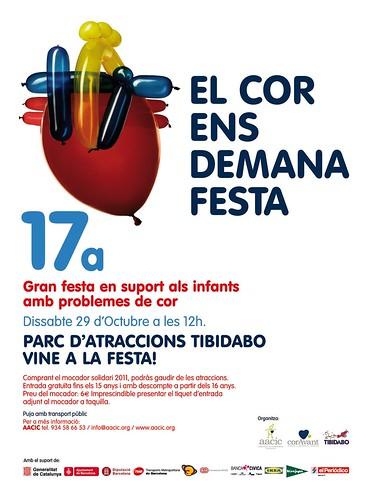 El cor ens demana festa @ tibidabo 20 octubre by bibliotecalamuntala