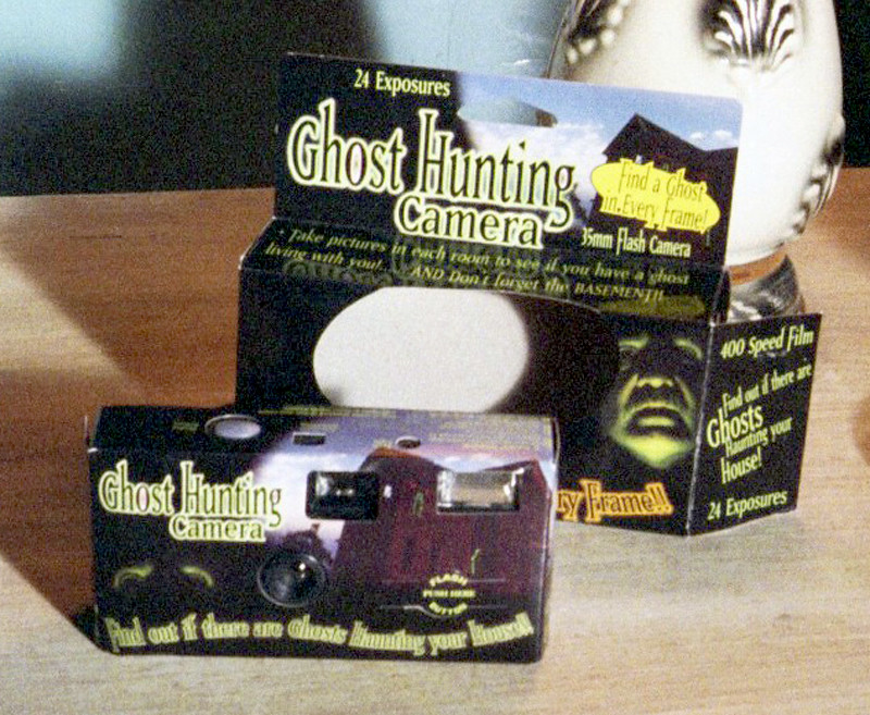 Ghost Hunter 35mm Camera