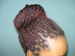 The World's most recently posted photos of braids and ... Jamaican Rope Twist Braids