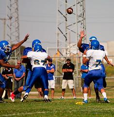DGF, Rota, Spain Football (thevisualeffect.com (JD Malave)) Tags: football spain bamberg dgf canon70200mml canon40d rotahighschool