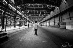 Hangar (Kev Breizh Addict) Tags: kevin noir plateau hangar des perro brest bmo et blanc atelier capucins