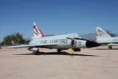 Pima Air & Space Museum (twm1340) Tags: arizona museum tucson space air delta az pima dagger convair f102 pasm f102a 561393