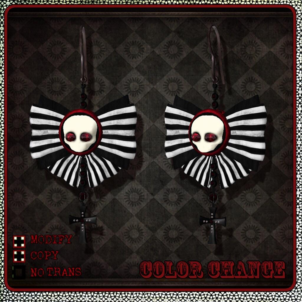 .:* Earrings :: MORPHEUS :: *:.