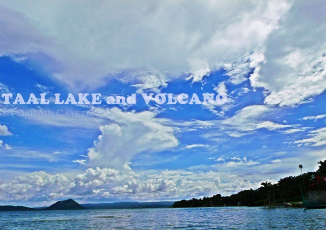Taal Lake and Vocano