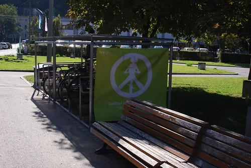 Innsbruck cycle parking