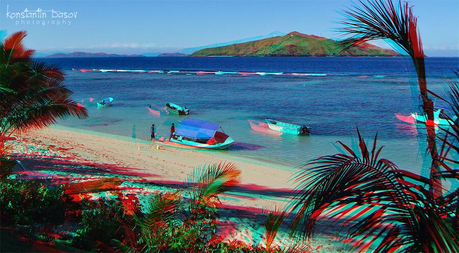 Fiji Amunuca beach