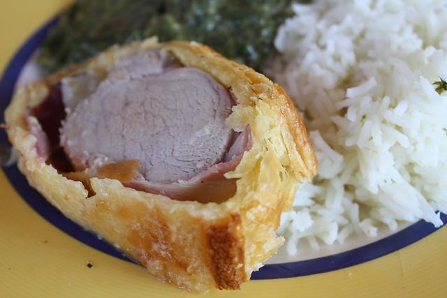 Filet Mignon en Croûte