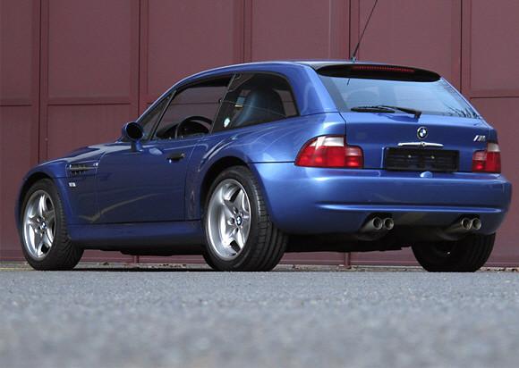 1998 BMW M Coupe | Estoril Blue | Estoril/Black