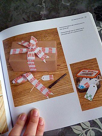 printing ribbon and tags