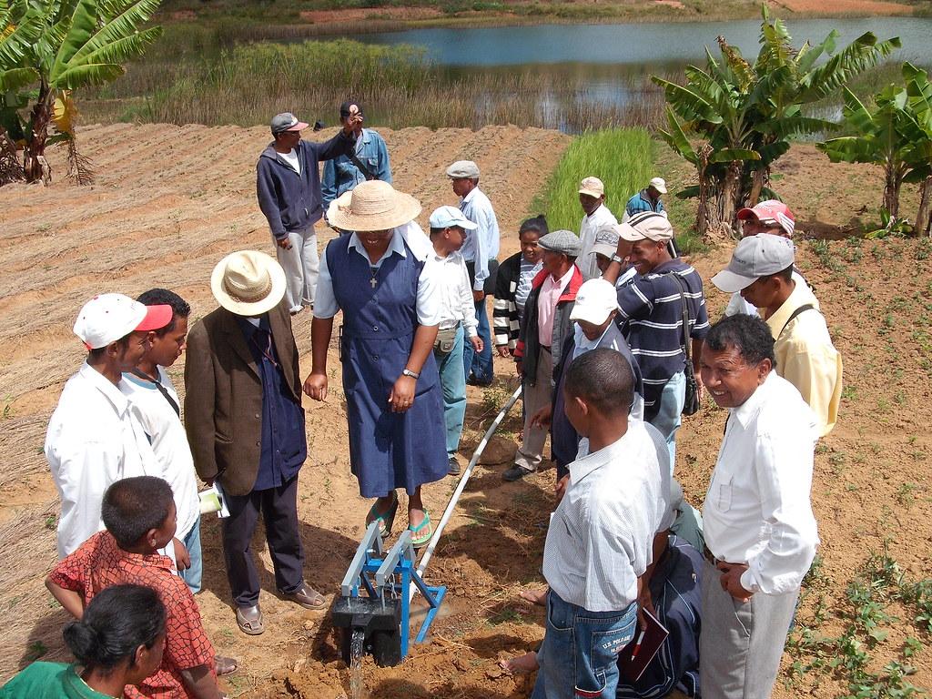 Beneficiaires et Irrigation