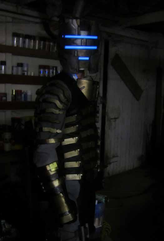 Isaac Clarke Dark Picture 1