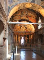 Istanbul: Chora Church (paracclesion) (zug55) Tags: istanbul turkey türkiye chorachurch chora church kariyemüzesi choramuseum churchofholysaviorinchora kariyecamii byzantineempire byzantine byzantium constantinopl kariyekilisesi kariye stsaviorinchora unesco worldheritagesite unescoworldheritagesite fresco frescos frescoes mural muralpainting parecclesion parekklesion mortuarychapel churchoftheholysaviourinthecountry interior worldheritage patrimoniamundial patrimoinemondial weltkulturerbe patrimoniodell'umanità patrimonio patrimoniomondialedell'umanità patrimoniodellunesco patrimoniounesco