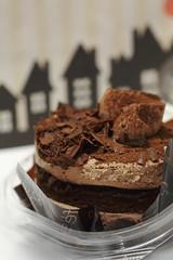 Premium Chocolate Cake (Tokyo, Japan)
