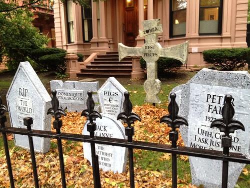 Halloween in Clinton Hill/Fort Greene