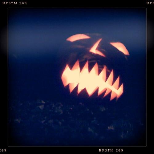 halloween pumpkin 2011