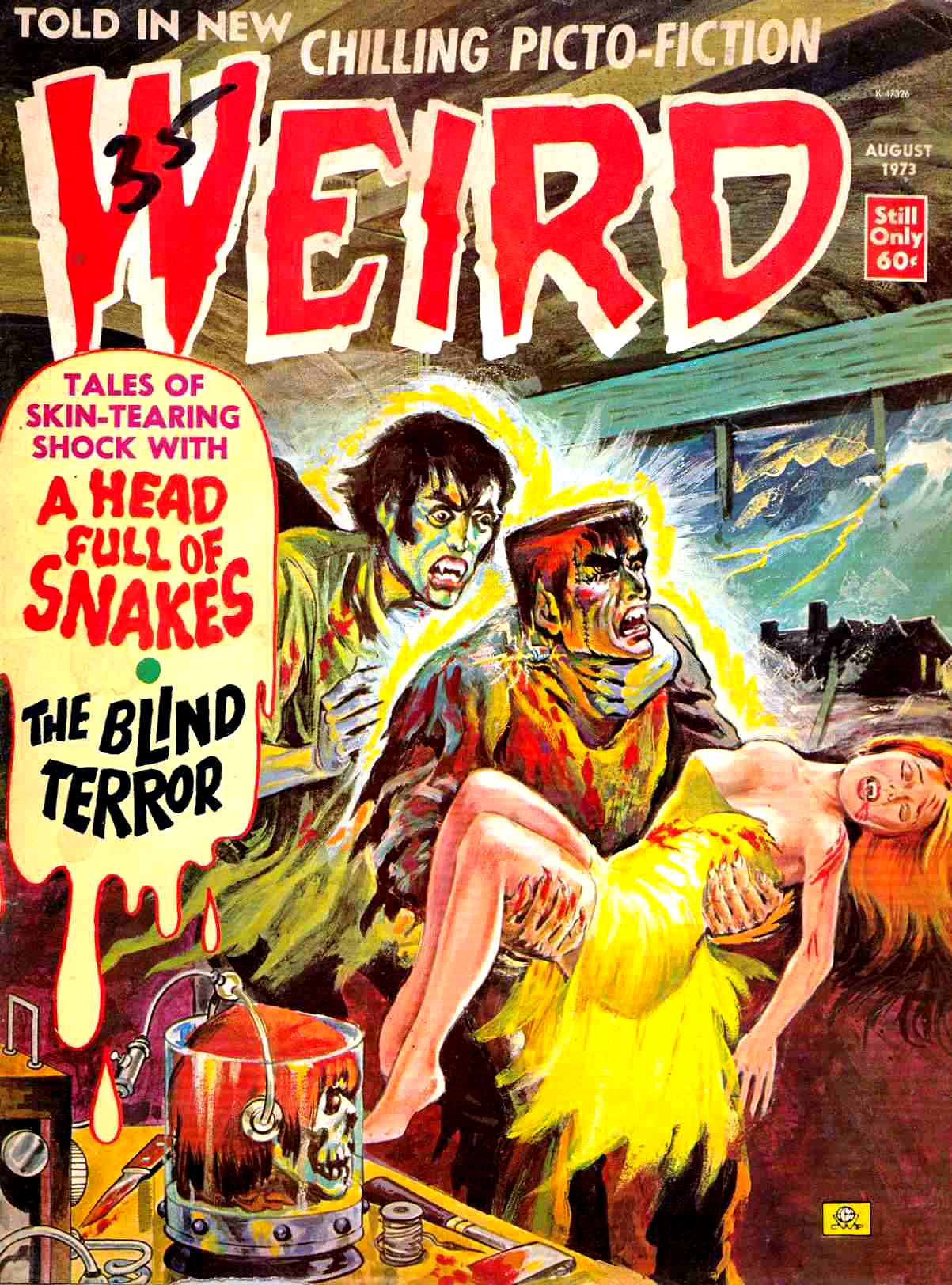 Weird Vol. 07 #5 (Eerie Publications, 1973)