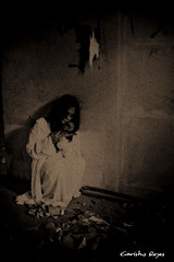 IMG_1232 (ev@ristus) Tags: halloween scary ghost freaky horror kuwait whitelady oldamirihospital
