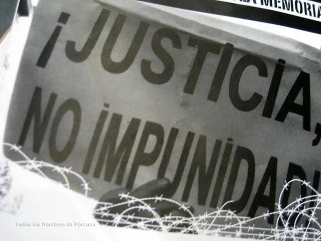 Cartel de las VII Jornadas de la Asociación Andaluza Memoria Histórica y Jusicia