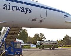 RFW and Concorde 5549 cssm (Hertsman) Tags: coach concorde brooklands londontransport rfw