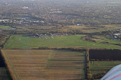 Downwind At Barton (QSY on-route) Tags: city manchester airport barton egcb 30102011 gcdap