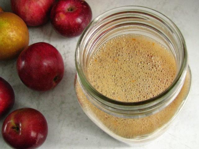 fermenting cider
