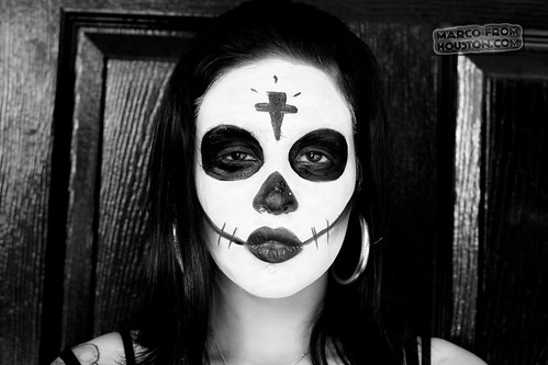 La Calavera (Dia de Los Muertos - Day of The Dead)