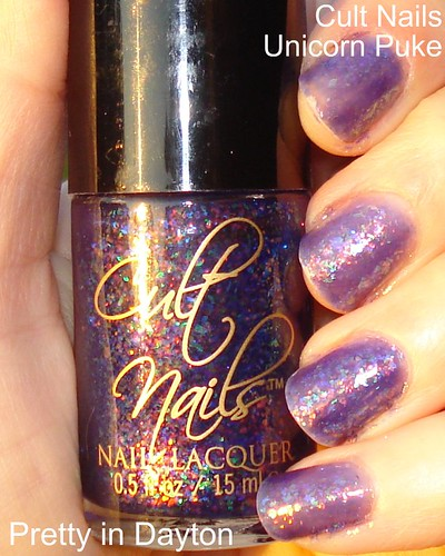 Cult Nails - Unicorn Puke
