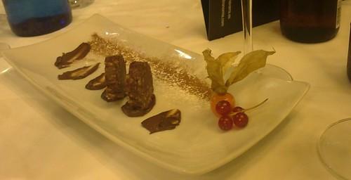 Pamplona | La Cocina de Alex Múgica | Norcilla de arroz