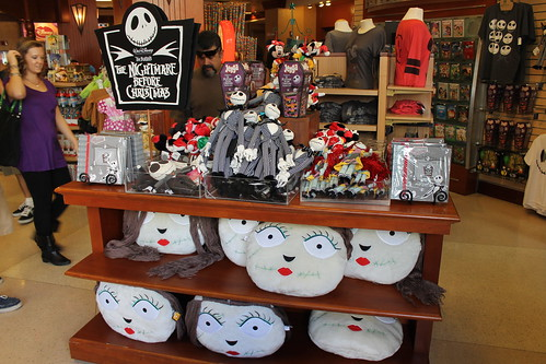 Nightmare Before Christmas Merchandise at Disney's Soda Fountain and ...