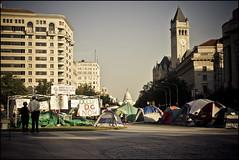 Occupy DC   Freedom Plaza. (Ashleigh Brooke   www.Ashleigh-Brooke.com) Tags: plaza by photography freedom dc washington brooke ashleigh ahern occupy