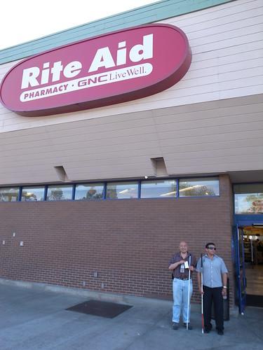 Juan and Me at Rite-Aid