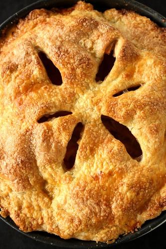 Martha Stewart's Double-Crust Apple Pie