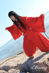 IMG_3410 (FoxyCosplay) Tags: foxy cosplay human demon inuyasha hanyou