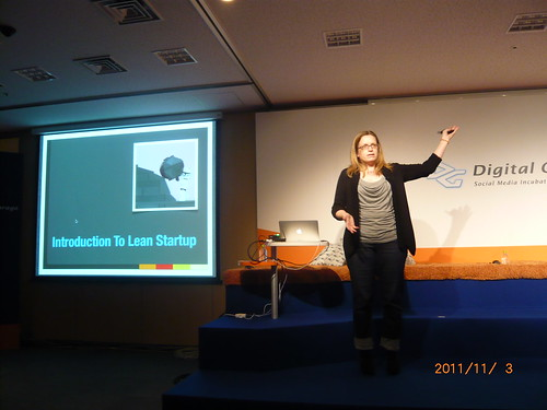 #NCC2011F Practice of Lean Startup2: Introduction by Janice Fraser