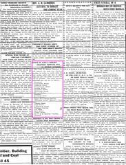 Streetcar stops 10-1-1918