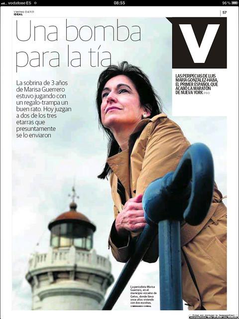 Marisa Guerrero en V