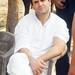 Rahul Gandhi during a 'chaupal' in Jaunpur, U.P (6)