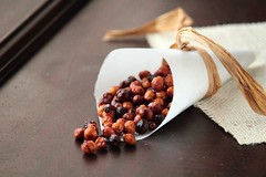 Honey Cinnamon Roasted Chickpeas (pastryaffair) Tags: cinnamon honey chickpeas