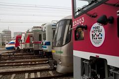 都営交通100周年記念フェスタin浅草線