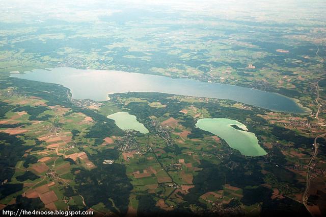 Ammersee, Wörthsee & Pilsensee