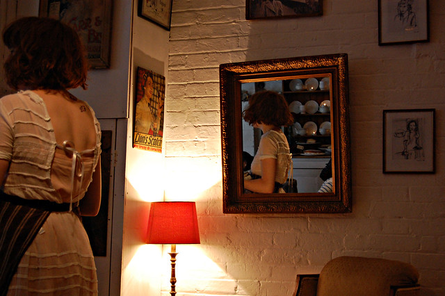 the girl of vintage emporium