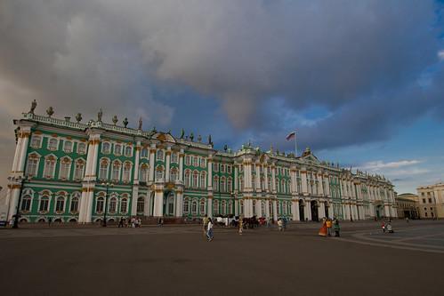 El Palacio de Invierno