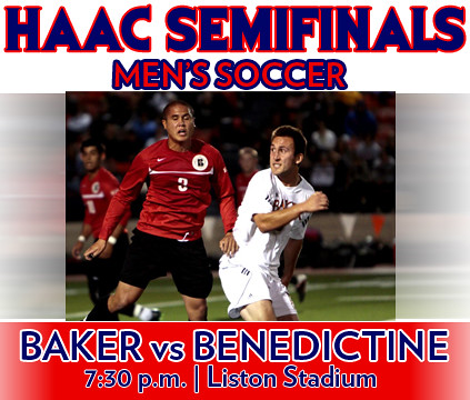 Baker vs Benedictine HAAC Semi's