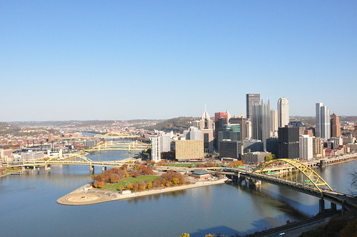 Classic view Pittsburgh