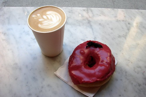 Dough Coffee and Doughnuts