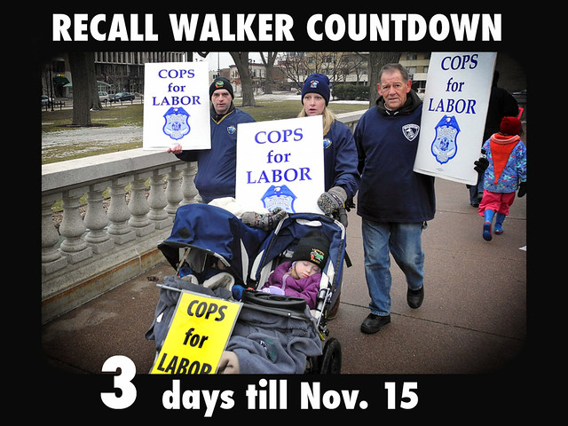Scott Walker Thought All They Cared about Was Their Paychecks. He Was So Wrong.